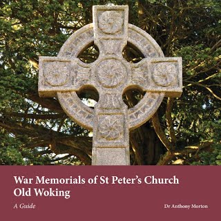 St Peters War Memorials Cover